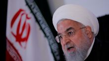 Iran's Rouhani says sanctions may lead to drugs, refugee, bomb 'deluge'