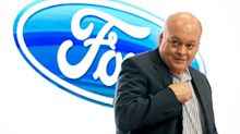 Jim Hackett: 'I love Ford but I was not hired because I was a car guy'