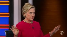 Hillary Clinton says Trump lacks 'empathy' in wake of NYC terrorist attack