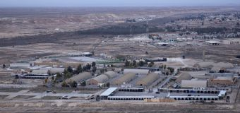 Rockets hit airbase in Iraq hosting U.S. troops