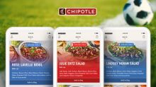 Chipotle Celebrates Women's Soccer With Free Delivery And Superstar Orders