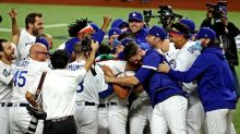 Dodgers favored to repeat in '21