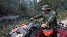 O incansável combate aos incêndios no Pantanal, santuário da biodiversidade