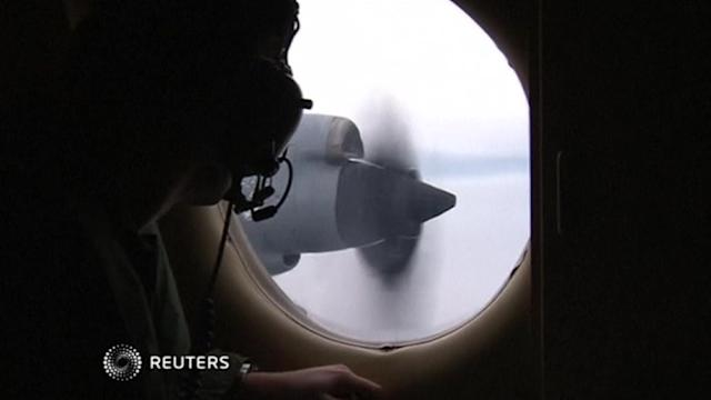 Bad weather foils air search for possible debris of missing Malaysian airliner
