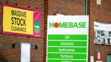 HMV-owner Hilco leads race to buy ailing DIY chain Homebase