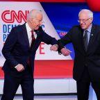 Joe Biden tells Bernie Sanders he will begin the vice president vetting process