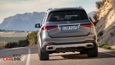 汽油版報到!Mercedes-Benz GLS 450 4MATIC 495萬元起正式上市