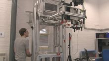 Airbus testing huge harpoon to get rid of rogue satellites