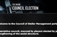Voting for EVE's second Council of Stellar Management begins