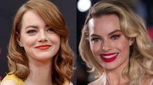 Emma Stone Mundur, Margot Robbie Reuni dengan Brad Pitt di Film 'Babylon'?