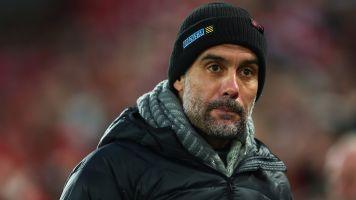 Pep Guardiola is keeping Man City down