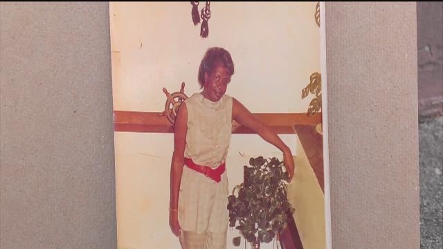 Tampa authorities say Mary Winston was found with bed sores so bad her rib cage was exposed