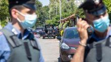 Ardea, killer uscito con guanti e pistola: ha sparato a chi aveva davanti