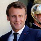 Ahead of G7 summit, Macron presses U.S. to help reform taxes on big tech