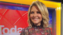 Today host Georgie Gardner's 'tense private meeting' with Channel Nine boss