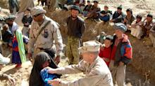 War in Afghanistan: The sharp rise and steep fall of US troops over the past decade