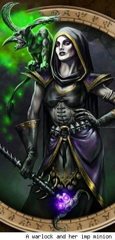 All the World's a Stage: So you want to be a Warlock