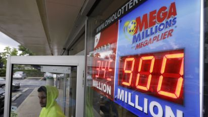 Mega Millions jackpot rockets close to $1B