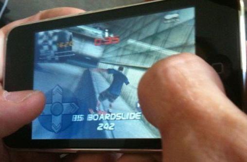 Tony Hawk coming to iPhone soon