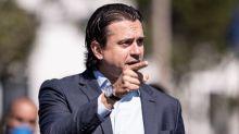Presidente do Cruzeiro: 'Meta é sobreviver até a metade de 2021'