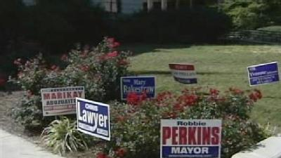 Greensboro's First Round Of Elections Today