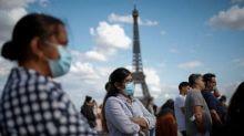 French coronavirus infections set new post-lockdown high