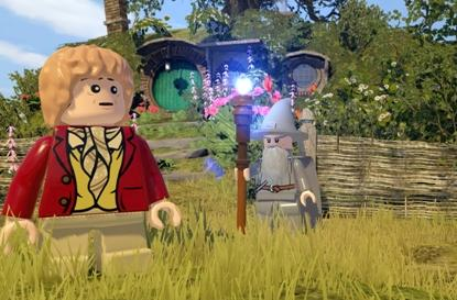Lego: The Hobbit isn't setting off for Wii U just yet