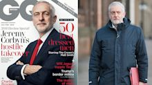 Magazine editor says Jeremy Corbyn was 'pushed around like a grandpa' during 'tortuous' GQ photo shoot