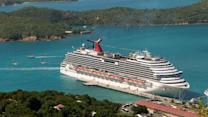 Another Carnival ship experiences problems