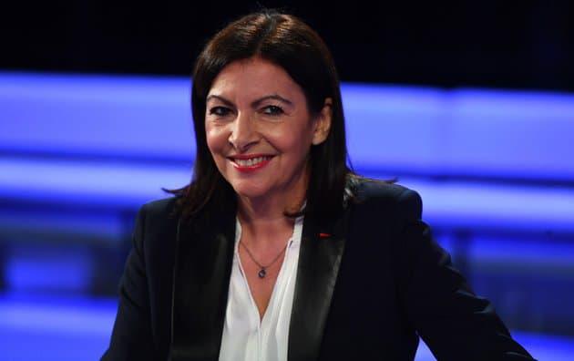 Anne Hidalgo, personnalité politique de l'année du Trombinoscope