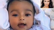 Kim Kardashian Reveals Why She Thinks 'God' Made Daughter Chicago 'Look Just Like' Her