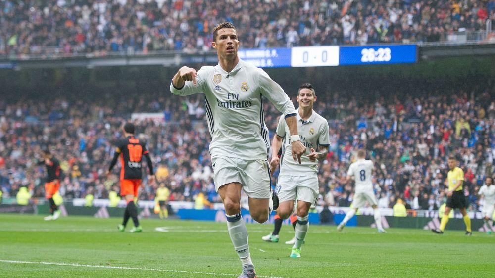 Real Madrid, Ronaldo meilleur buteur de l'histoire des 5 grands championnats