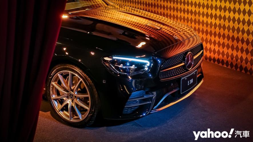 老賓士、新古典!2021 Mercedes-Benz E-Class抵台上市! - 3