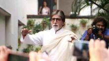 Amitabh Bachchan Tests Covid-19 Positive Live Updates: BMC Team Reaches Jalsa