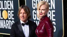 Nicole Kidman vive 'en paz' gracias a su familia