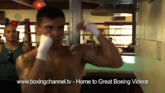 Daniel Ponce De Leon talks about his upcoming fight with undefeated Yuriorkis Gamboa
