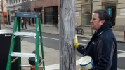 How to fight Philly rioters: Crisco on lampposts