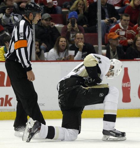 Penguins star C Malkin misses 2nd straight game