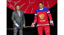Meet Russia's Olympic hockey team for Sochi 2014; who got snubbed?