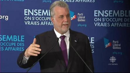 Couillard on secular charter