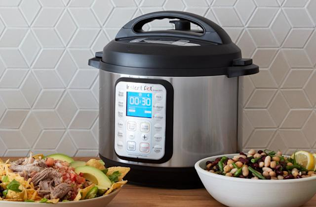 Instant Pot's WiFi-connected pressure cooker drops to $80 at Best Buy