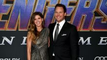 Chris Pratt and Katherine Schwarzenegger Have Terminator Date Night at Dad Arnold's New Movie