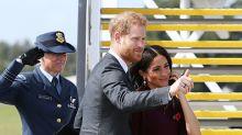 Prinz Harry: Hüter von Meghans Po