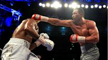 Boxing: Klitschko 'one punch' from knocking Joshua out