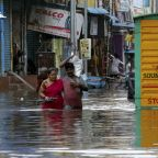 Tens of thousands evacuated as India braces for cyclone