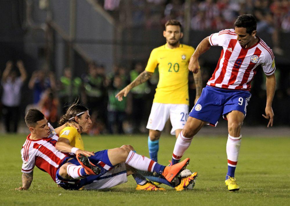 Paraguay busca hacer historia en Brasil