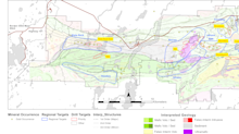 GFG Announces Initial Drill Results from Recently Completed Phase 2 Drill Program at the Pen Gold Project West of Timmins, ON