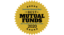 Best Mutual Funds Awards: Best International Stock Funds