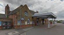 Girl, 16, dies after being 'electrocuted' on Kent railway tracks