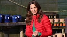 Kate Middleton steps out in a cool and casual puffer jacket for her latest surprise engagement